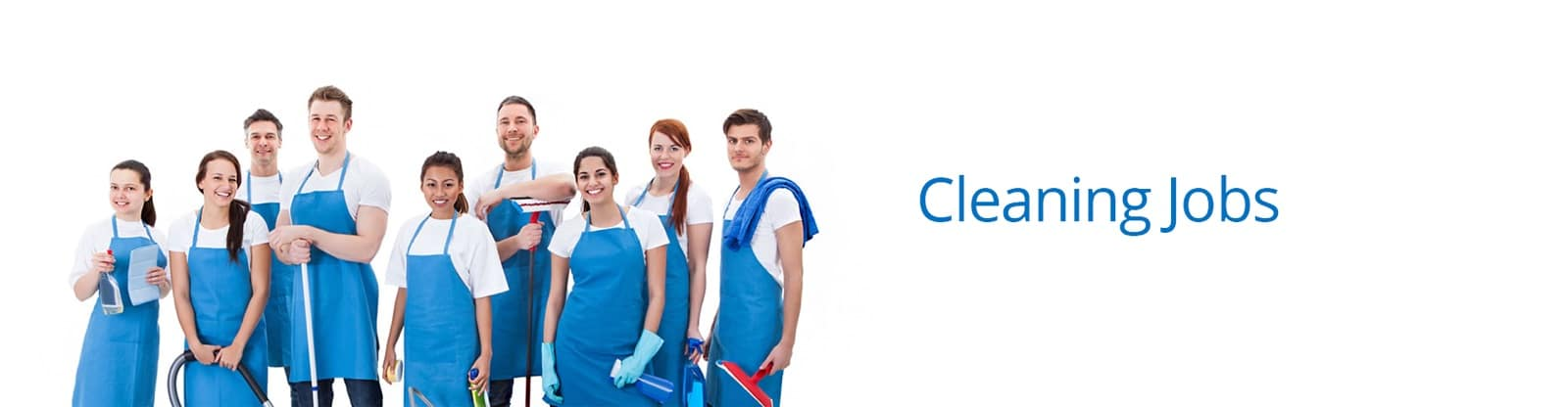 Cleaning Jobs in Norwich, Great Yarmouth and Lowestoft