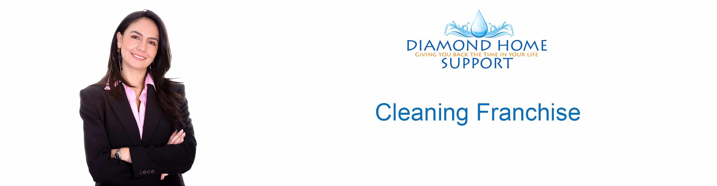 Diamond Home Support Domestic Cleaning Franchise Package