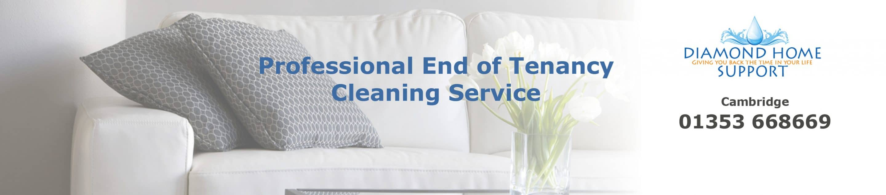 End of tenancy cleaning Cambridge