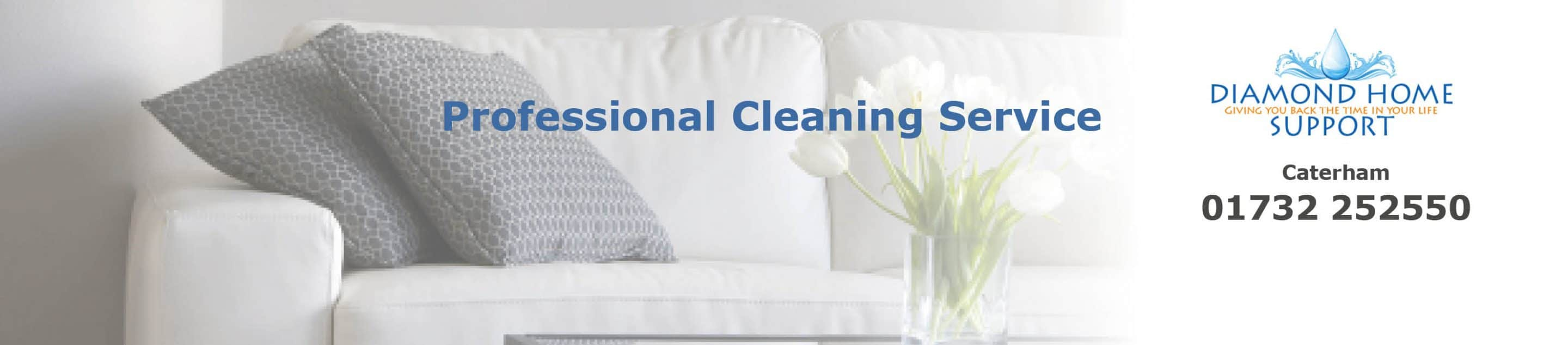 Cleaners in Caterham