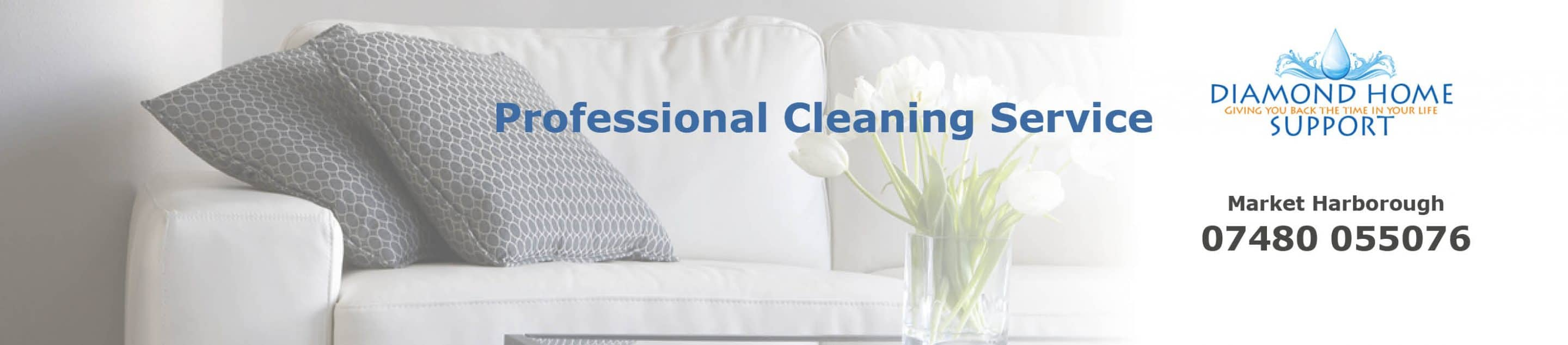 Cleaners in Market Harborough