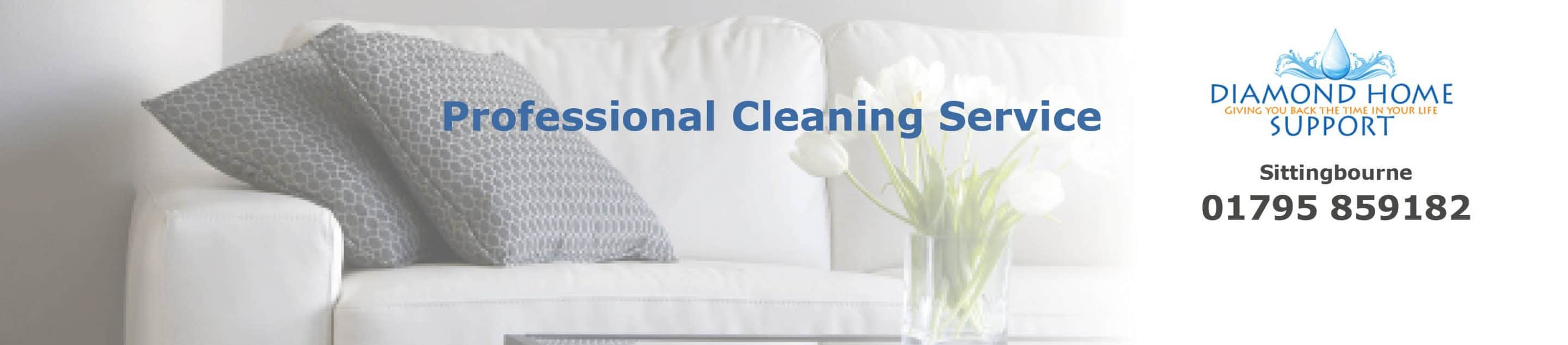 Cleaners in Sittingbourne