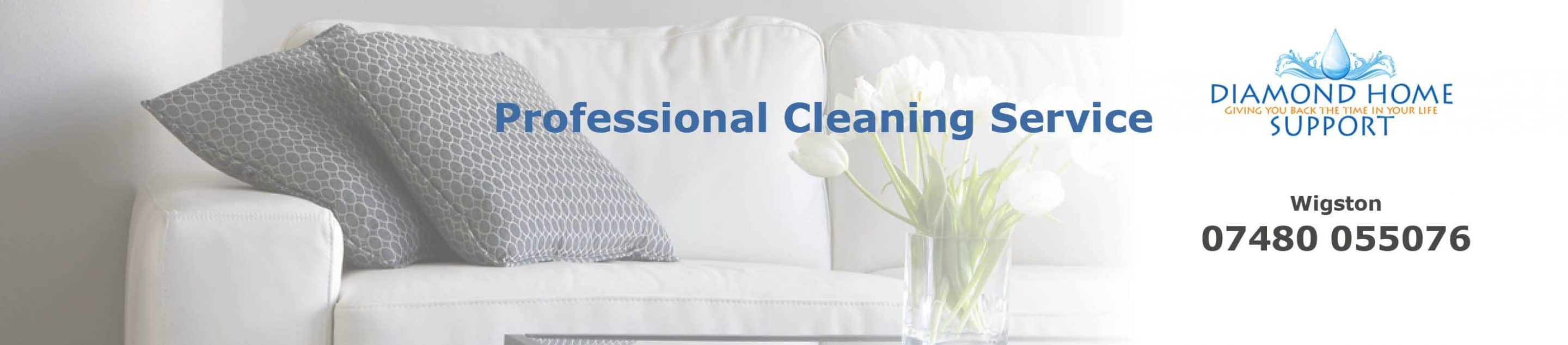 Cleaners in Wigston