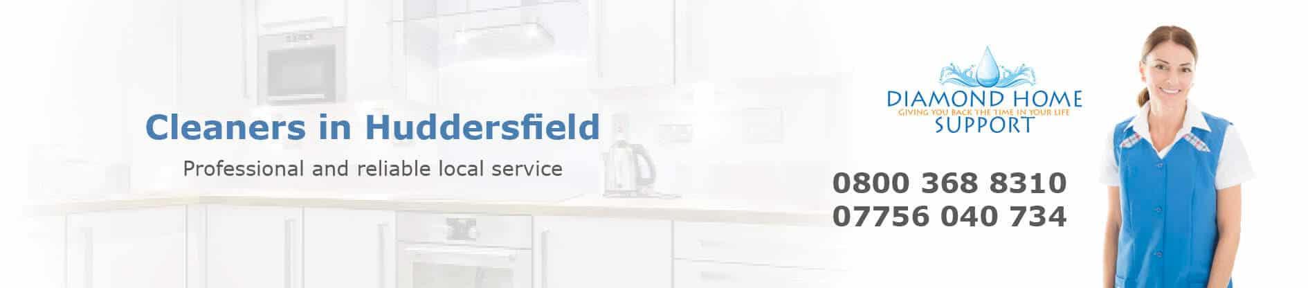 Cleaners in Huddersfield