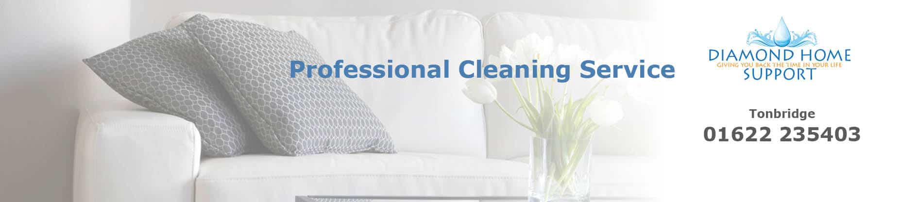 Cleaners in Tonbridge