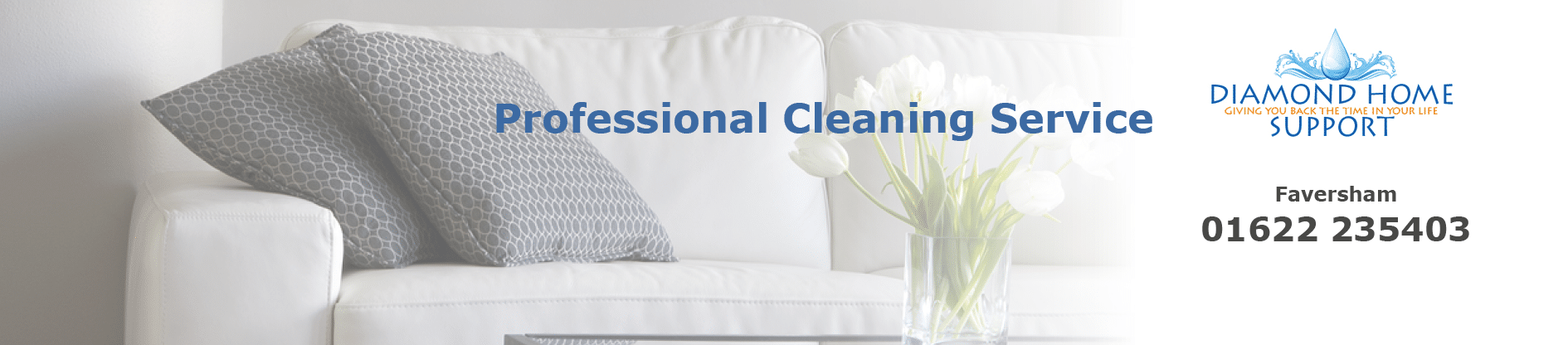 Cleaners in Faversham