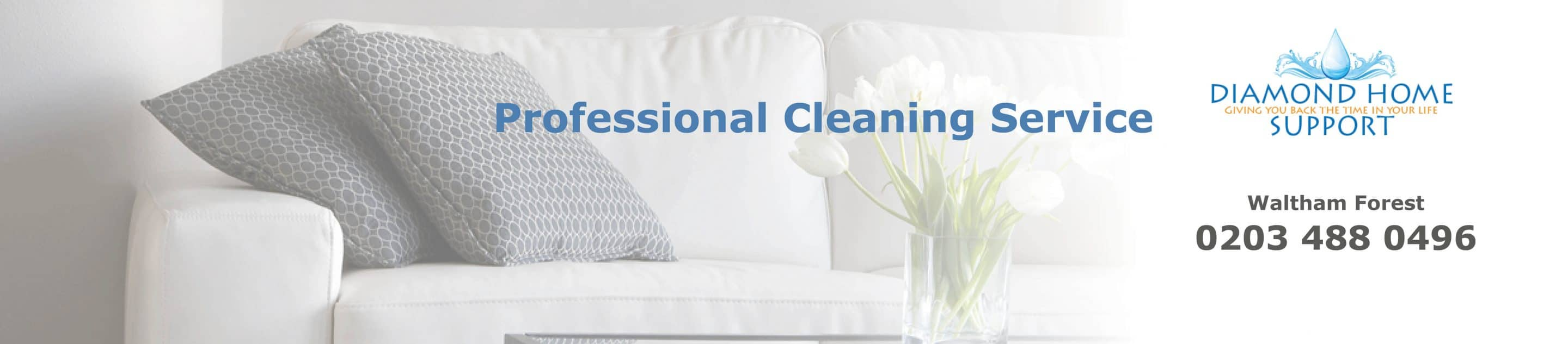 Cleaners in Waltham Forest