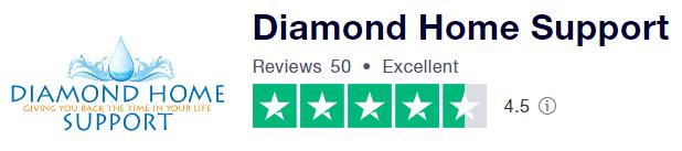 Trust Pilot Rating Excellent