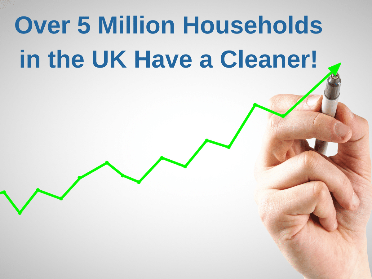 5 Million Households Have a Cleaner