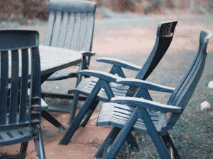 How To Clean Plastic Garden Furniture